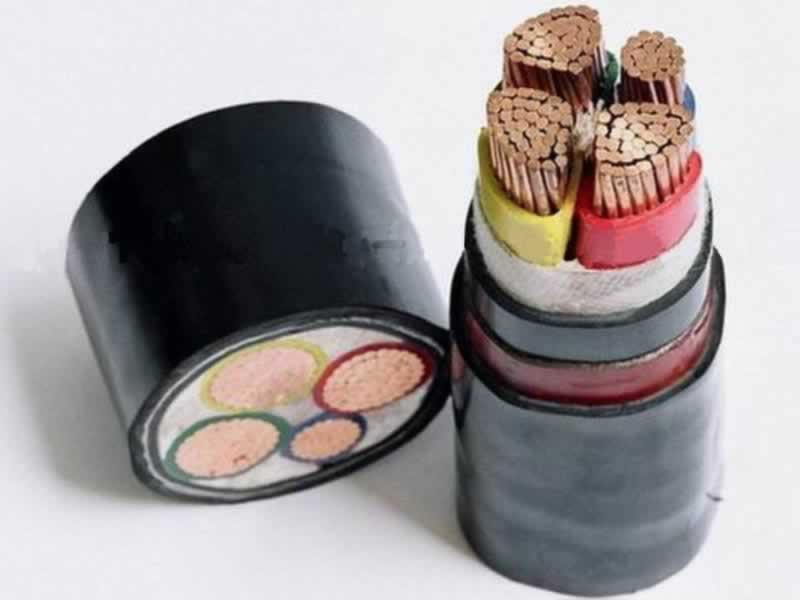 Low Voltage Copper PVC Insulation PVC sheath Power Cable (0.6/1KV)