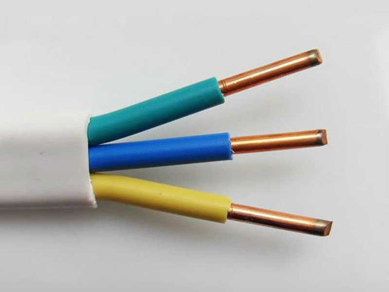 H05VVH-R,H05VVH-U,PVC Insulated and Sheathed Flat cable_JYTOP ...