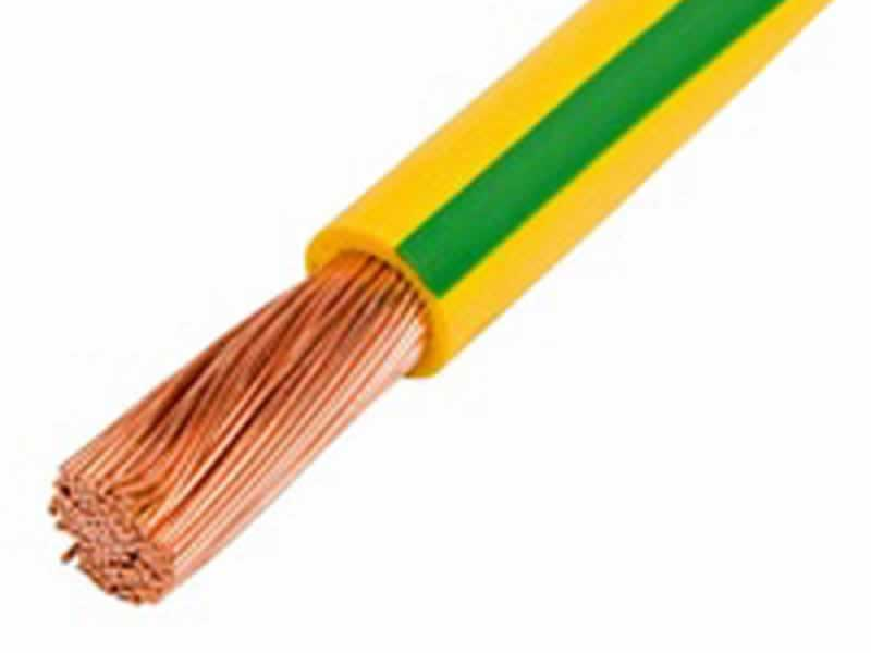 Flexible Cable Manufacturer : Single core copper conductor pvc insulated flexible