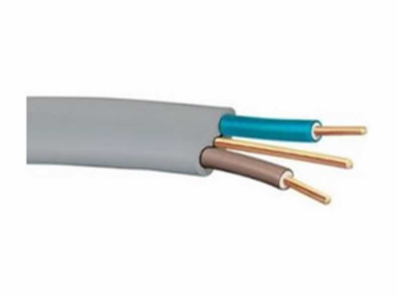 PVC Insulated PVC Sheathed Flat Cable Twin and Earth Wire
