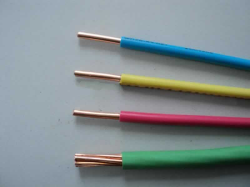 Which Electrical Wire Is | 6491x Single Core Solid Or Stranded Copper Conductor Pvc Insulated
