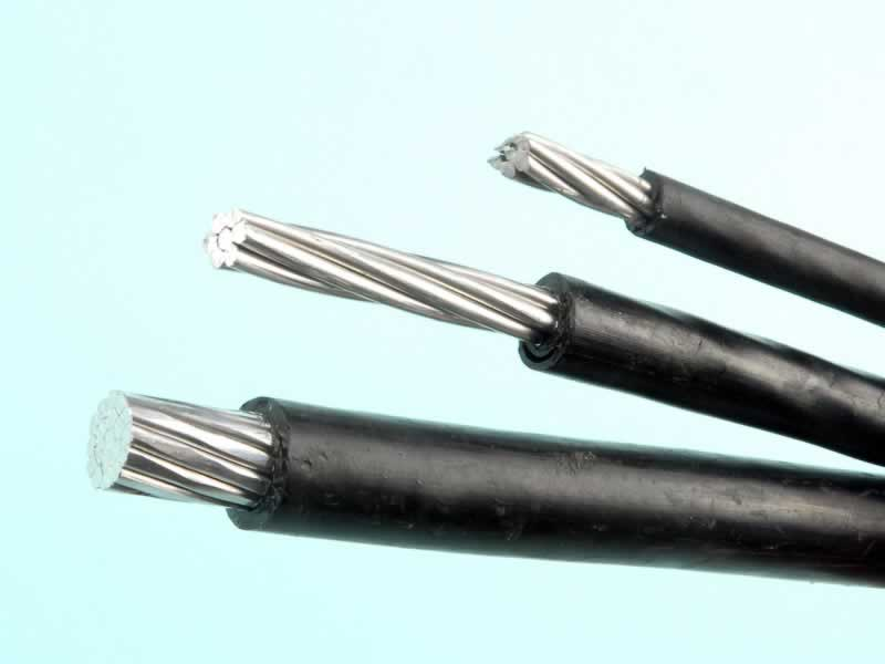 Triplex URD cable,Triplex Aluminium Conductor 600V Secondary Type ...